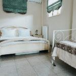 Villa Milena - Αρχική Γαλάζιο Δωμάτιο