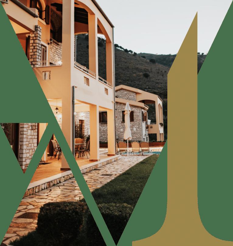 Villa Milena -Αρχική Slider