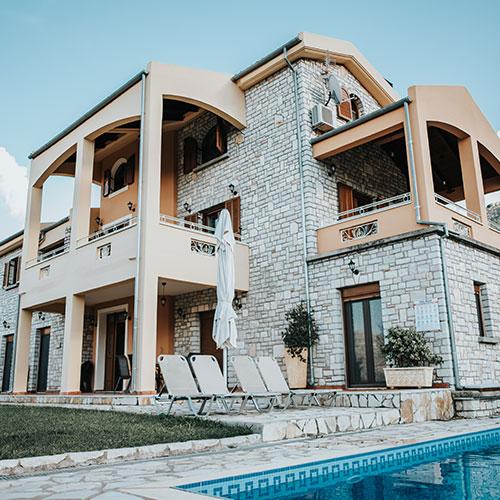 Villa Milena - Διαμονή Βίλα